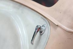 The original Riley Kestrel boot handles.