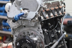 The Riley Kestrel 2.5-litre, 5 cylinder; 900 horsepower engine.